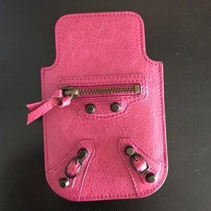 Balenciaga cellphone case